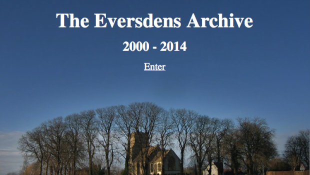 Eversdens Archive - Enter