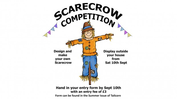Website Scarecrow poster