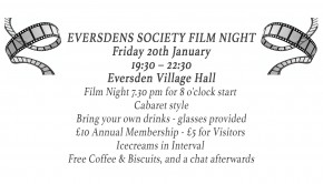 17-01-20 Film Night