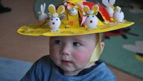 Easter Bonnet Pic