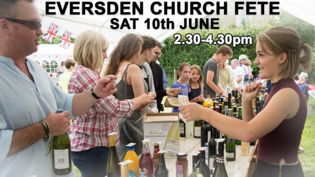 Eversden Fete Homepage