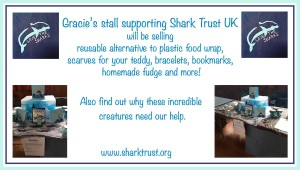 Shark Stall Advert