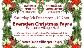 1x A5 Christmas Fayre Poster jpg