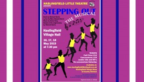 Haslingfield Stepping Out Musical Homepage