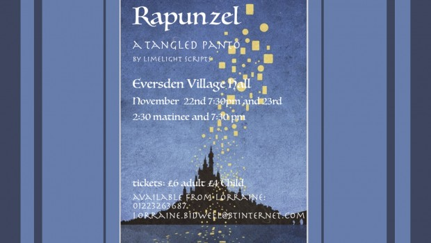 Homepage Rapunzel poster
